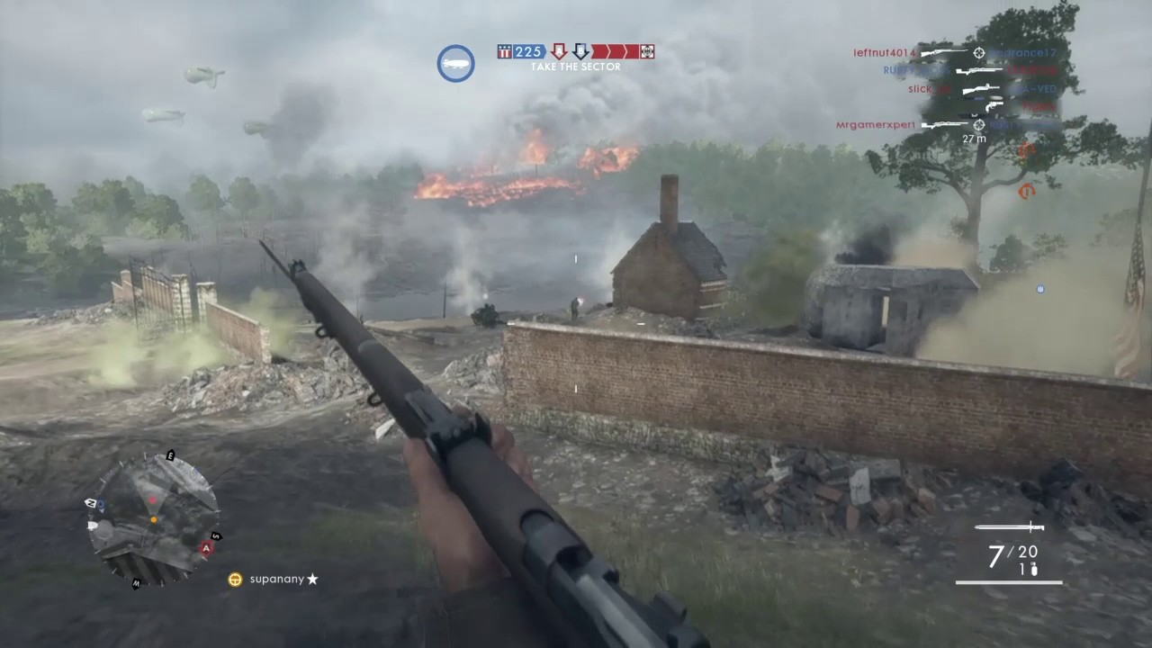 how to use aim assist bf1