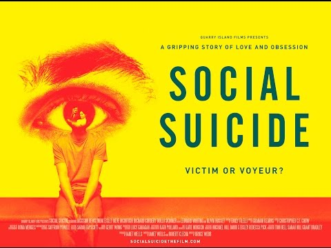 Trailer do filme Social Suicide