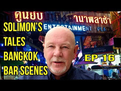 Solimons Tales Thailand Adventure and Travel Episode 16