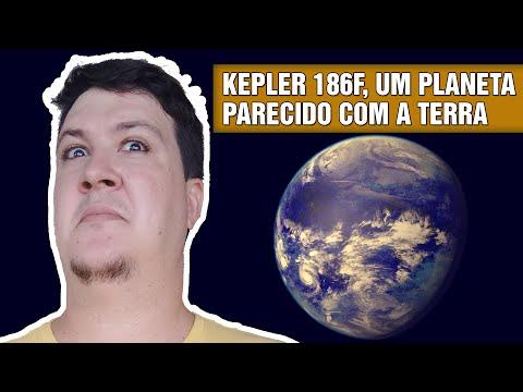 Kepler 186f, um Planeta Parecido com a Terra (#64 - Notícias Assombradas)