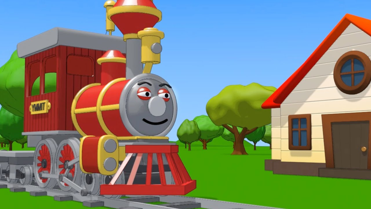 vids for kids in 3d hd timmy the passenger train aapv youtube