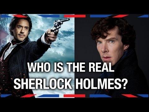 The REAL Sherlock Holmes - Anglophenia Ep 3