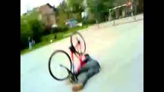 Worst Fails - Amazing Bike Crashes - America's Funniest Viral Videos