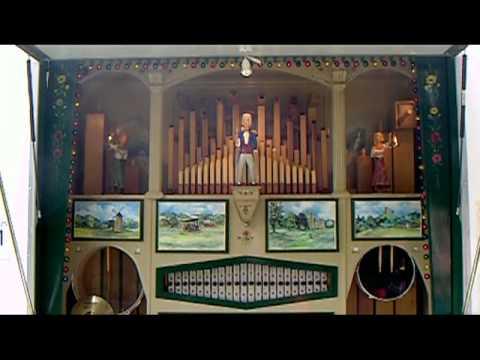 Waves of the Danube  Alan Pell FairStreet Organ
