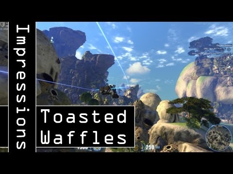 Toasted Impressions - Firefall Open Beta - (PC)