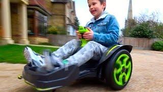 Обзор Гаража и ВСЕ МАШИНЫ Макса/ Распаковка супер ТАЧКИ/ Что-то пошло не так/ Toy Cars ride on