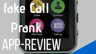 PRANK CALL -App Review