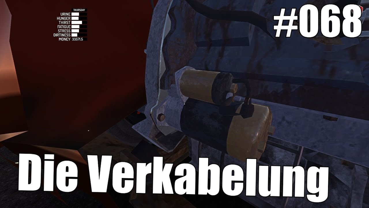 My Summer Car | #068 | Die Verkabelung | My Summer Car Lets Play ...