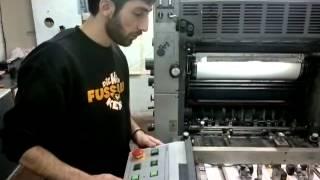 видео типография
