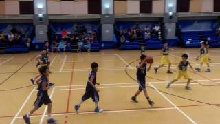 林大輝中學全港小學籃球邀請賽2017 (九龍塘宣道 32 v