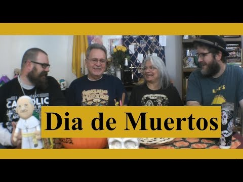 Taco Tuesday: Dia de Muertos