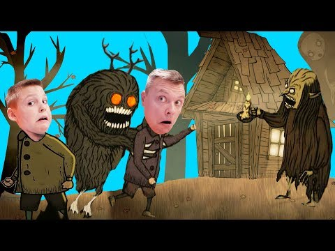 ОДИН в Лесу или Как спасти МАЛЬЧИКА? Наши ПРИКЛЮЧЕНИЯ в Creepy Tale