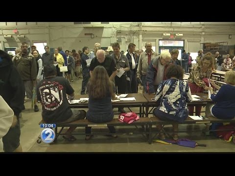 Large turnout overwhelms some polling sites on Hawaii GOP caucus night