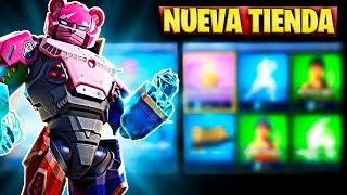 FORTNITE'S NEW STORE TODAY JULY 19 NEW ROBOT SKIN AND MONSTER GESTO