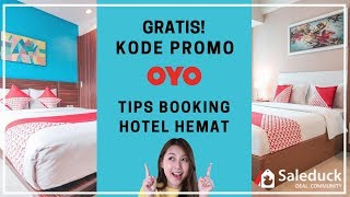 Kupon Oyo Rooms Diskon 30 Booking Hotel Youtube