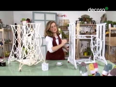 Reciclarte una mesa de comedor con una puerta antigua for Mesas con puertas antiguas