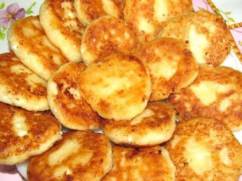 Нежные сырники из творога - пошаговый рецепт с фото на