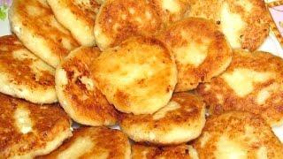 видео сырники из творога рецепт