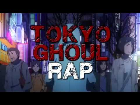 tokyo ghoul rap de keyblade