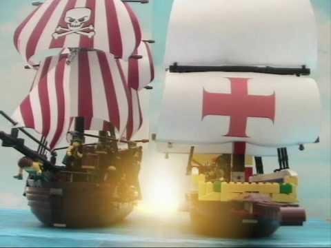 Adventures of Brickbeard's Pirates: Episode 4: The Galleon