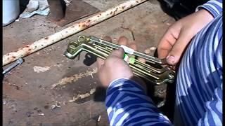 видео Ключи гаечные автомобильные