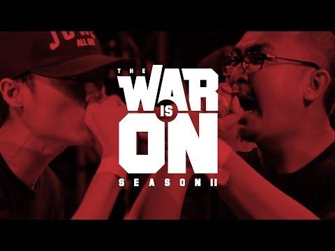 THE WAR IS ON SS.2 EP.11 - REPAZE VS ZEESKY | RAP IS NOW