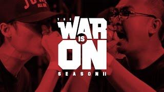 the war is on ss 2 ep 11 repaze vs zeesky   rap is now