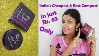 Blue Heaven Fashion Compact in ₹ 65 || India's Cheapest Compact || Its makeover tym