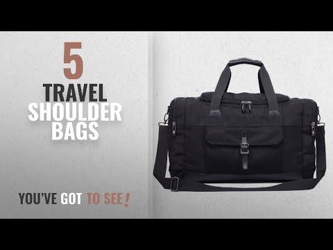 Hot Trending Travel Shoulder Bags: Domila Travel Duffel Bag Unisex Weekender Bag, TSA Friendly,