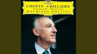 Chopin: Prélude No.25 In C Sharp Minor, Op.45