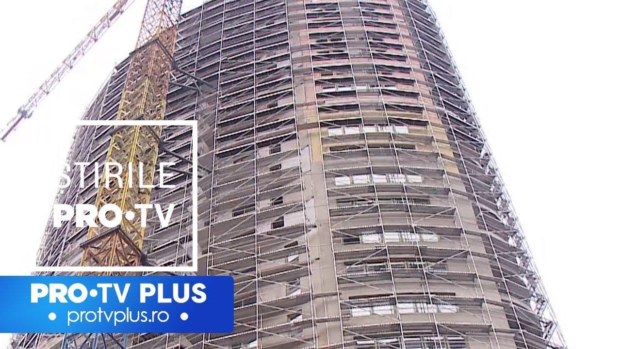 Preţurile uriaşe cerute pentru apartamente în zgârie-norii din România