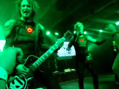 Powerman 5000 Super Villain LIVE