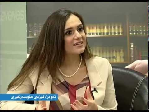 Levenes Kurdish TV Programme Immigration - Tan Jaff