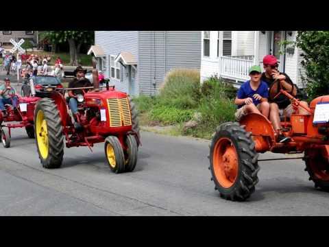 Tractor Parade Montgomery NY 2016