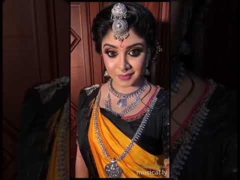Gayathri Shan | Kochadaiiyaan - Manamaganin Sathiyam | 100K@Musical.ly | haNde