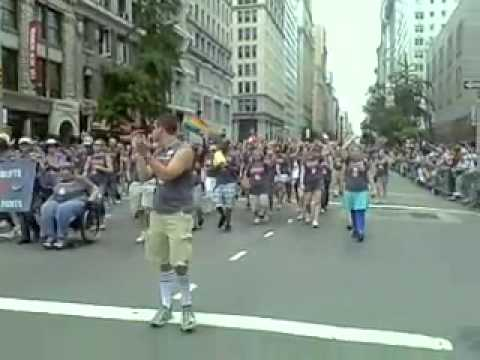 Sequence 1 GayPride H 264 for iPod video and iPhone 320x240 QVGA