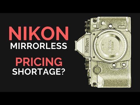 Nikon MIRRORLESS Pricing DEBATE