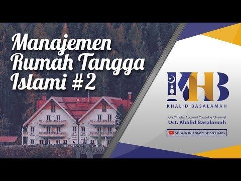 [BATAM] Manajemen Rumah Tangga Islami 2