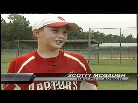 WEAR TV 3 Story on Casey McCrackin