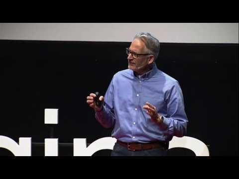 Inspiring kids to be innovative: Stephen Hall at TEDxRegina