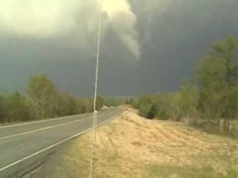 Mena, Arkansas Tornado