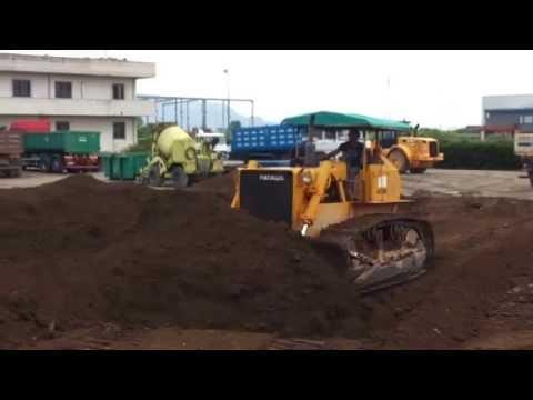 Ruspa FIAT ALLIS AD 14 B bulldozer