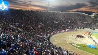 CUICO TÚ DIME QUE SE SIENTE LOS DE ABAJO U de Chile vs Everton 2018