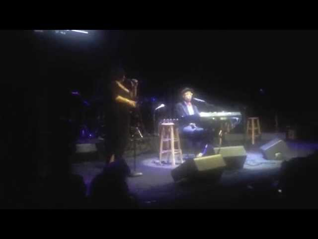 When I Give My Love To You - Live at The Howard Theatre