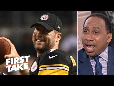 The Steelers, Not The Browns, Will Win The AFC North - Stephen A. | First Take