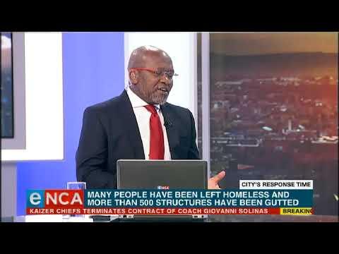 Johannesburg EMS response questioned