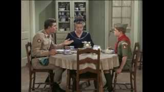 Andy's Gall Bladder Attack - Part 1. The Andy Griffith Show Voice Over Parody
