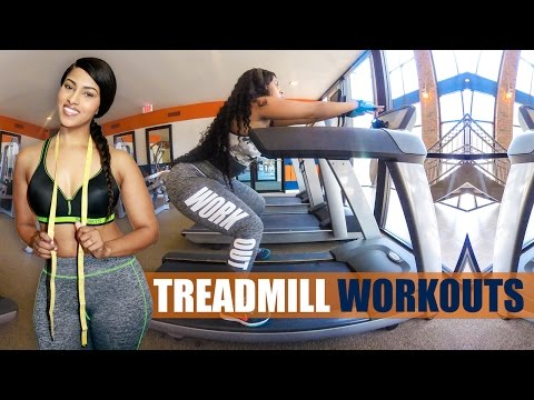 TREADMILL WORKOUTS FOR WOMEN | WEIGHT LOSS | CHINACANDYCOUTURE FITNESS