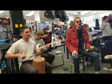 The Story So Far: The Glass acoustic live @ Bananas At Large