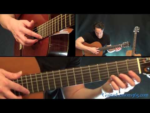 Classical Style Harmonics For Guitar Part One